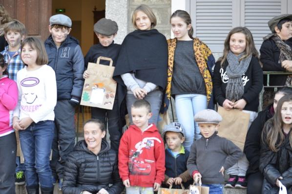 Fête traditionnelle de la Sant'Andria - Festa di Sant'Andria in Cuzzà