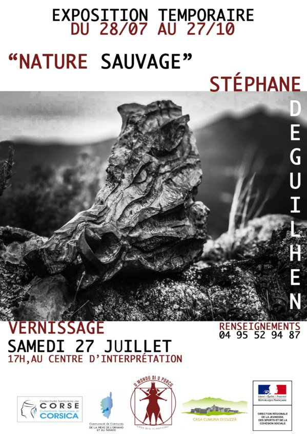 Nature Sauvage - exposition temporaire