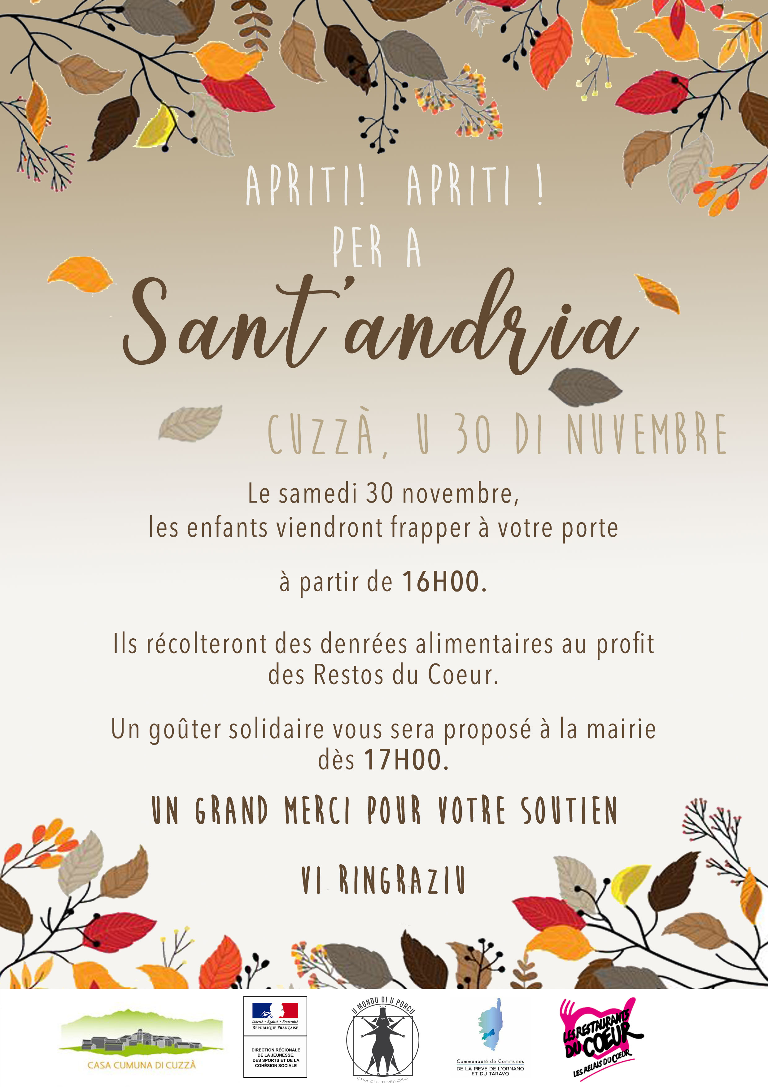 A Festa di Sant'Andria 2019
