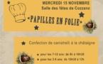 Prochain atelier pour les enfants, mercredi 15 novembre