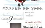 Animations au marché de Noël de Cozzano