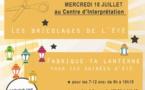 Atelier du 18 juillet : Lanterne d'été