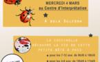 Ateliers manuels pour enfants du mois de mars